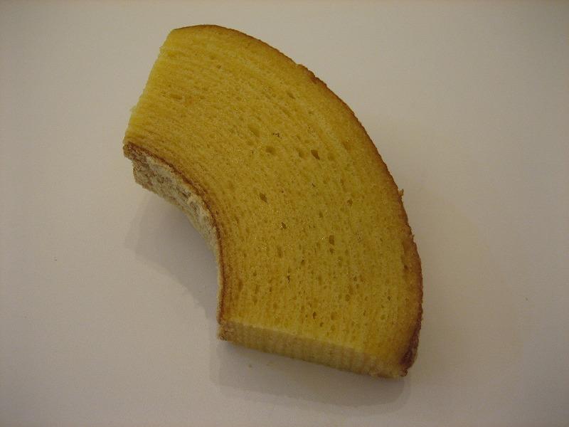 名東区のケーキ屋ラティアールの【バウムクーヘン】