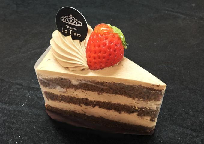 名東区のケーキ屋ラティアールの【ショコラ】