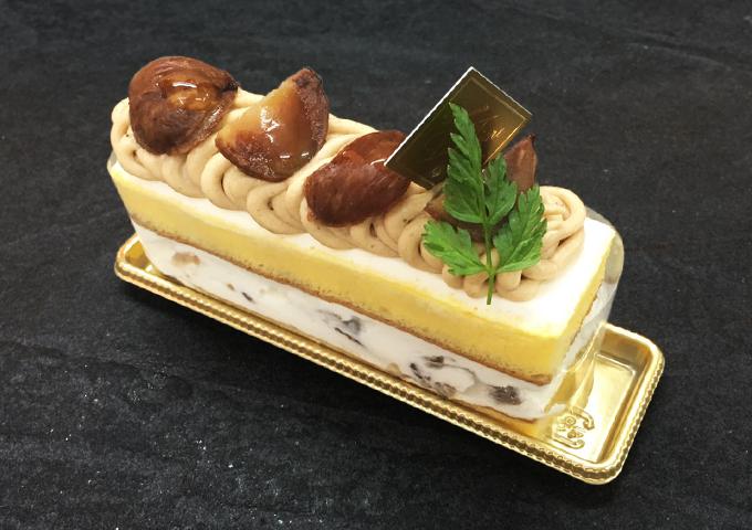 名東区のケーキ屋ラティアールの【ガトーマロン】